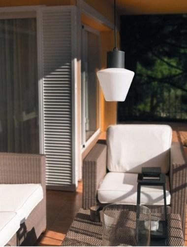 Teto candeeiros exterior ao melhor pre o na loja luzclima for Candeeiros exterior modernos